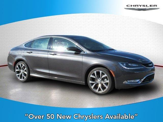 New 2016 CHRYSLER 200 4dr Sdn C FWD