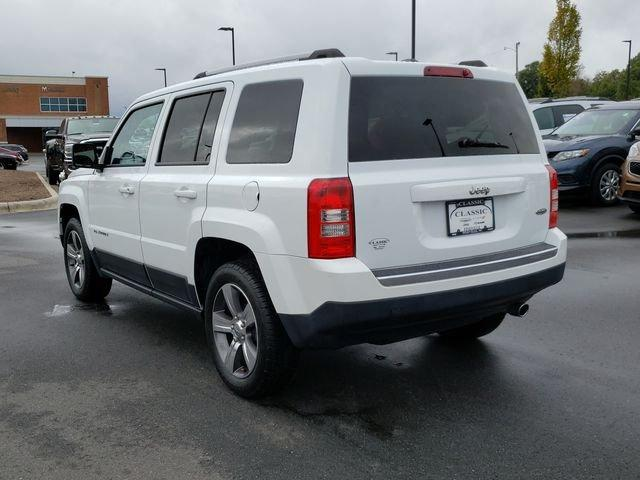 Pre-Owned 2017 Jeep Patriot High Altitude FWD