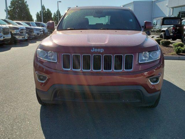 Pre-Owned 2015 Jeep Grand Cherokee RWD 4dr Laredo