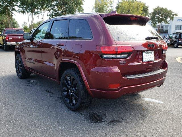 New 2020 JEEP Grand Cherokee Altitude 4x2
