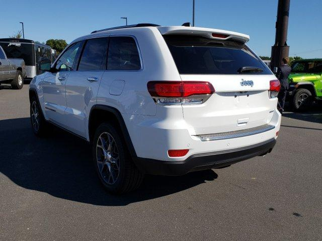 New 2020 JEEP Grand Cherokee Limited 4x2