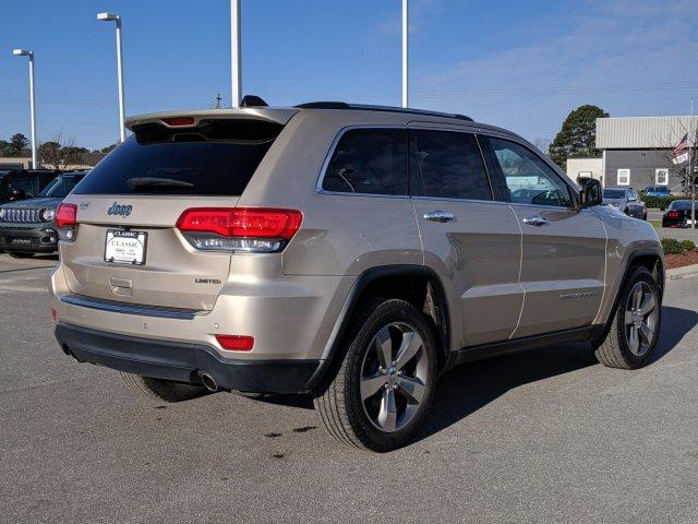 Pre-Owned 2014 Jeep Grand Cherokee RWD 4dr Limited
