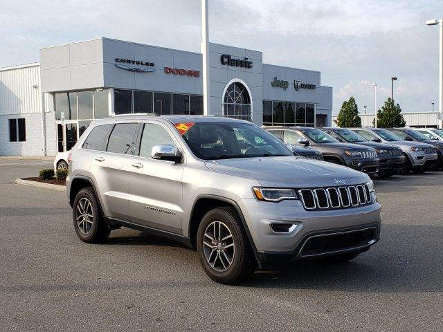Pre-Owned 2017 Jeep Grand Cherokee Limited 4x2
