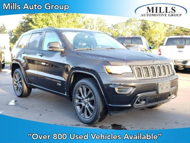 Pre-Owned 2016 Jeep Grand Cherokee 4WD 4dr Limited 75th Anniversary