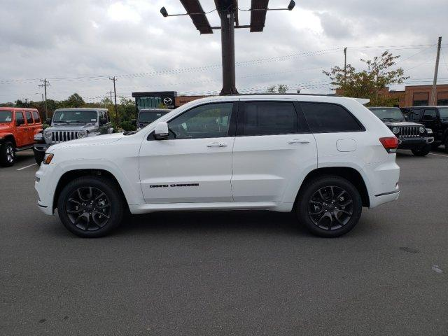 New 2020 JEEP Grand Cherokee High Altitude 4x4