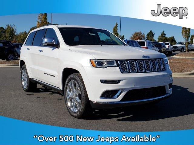 New 2020 JEEP Grand Cherokee Summit 4x4