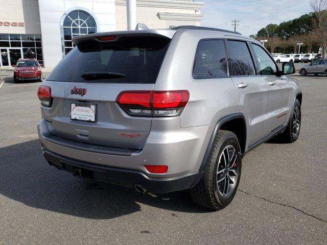 Certified Pre-Owned 2019 Jeep Grand Cherokee Trailhawk 4x4