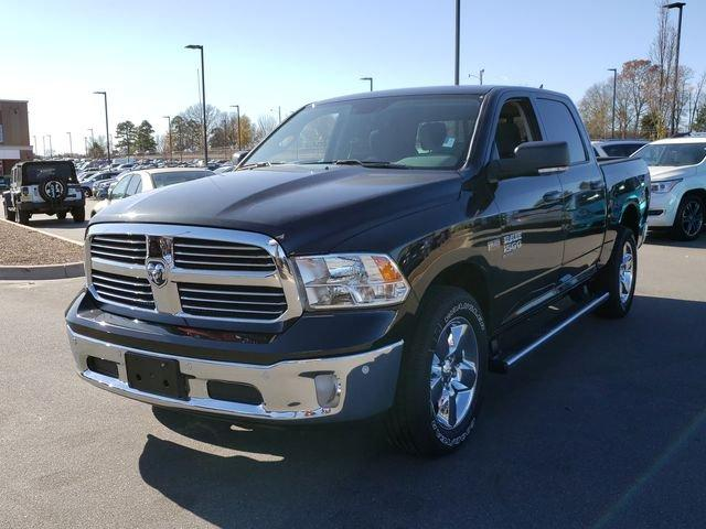 Pre-Owned 2019 Ram 1500 Classic Big Horn 4x4 Crew Cab 5'7 Box