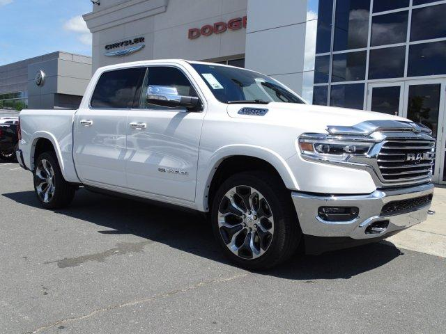 New 2019 RAM All-New 1500 Longhorn 4x2 Crew Cab 5'7 Box