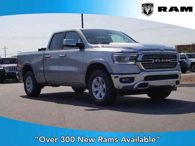 New 2019 RAM All-New 1500 Laramie 4x4 Quad Cab 6'4 Box