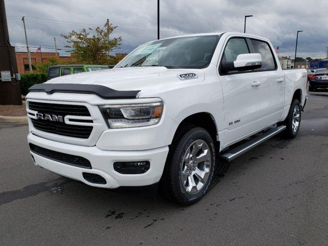New 2020 RAM 1500 Big Horn 4x4 Crew Cab 5'7 Box