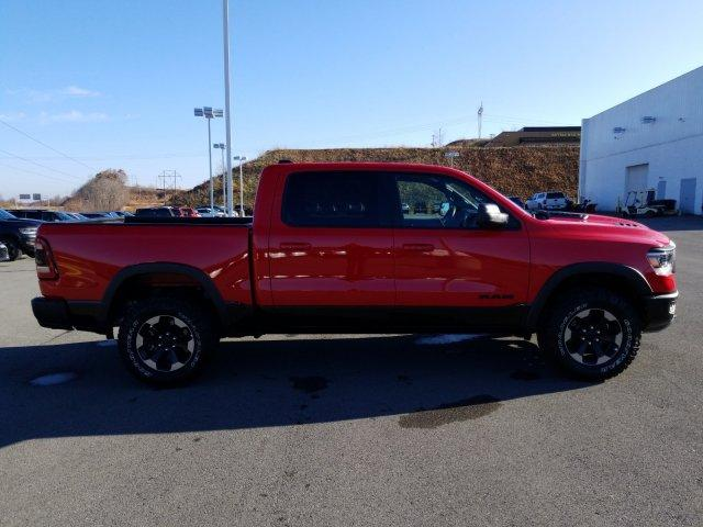 Pre-Owned 2019 Ram 1500 Rebel 4x4 Crew Cab 5'7 Box