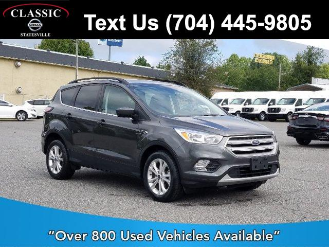 Pre-Owned 2018 Ford Escape SE FWD