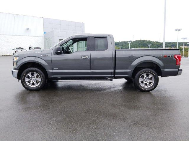 Pre-Owned 2016 Ford F-150 4WD SuperCab 145 XLT