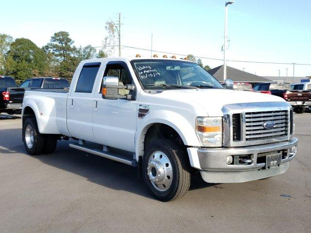 Pre-Owned 2010 Ford Super Duty F-450 DRW 4WD Crew Cab 172 Lariat