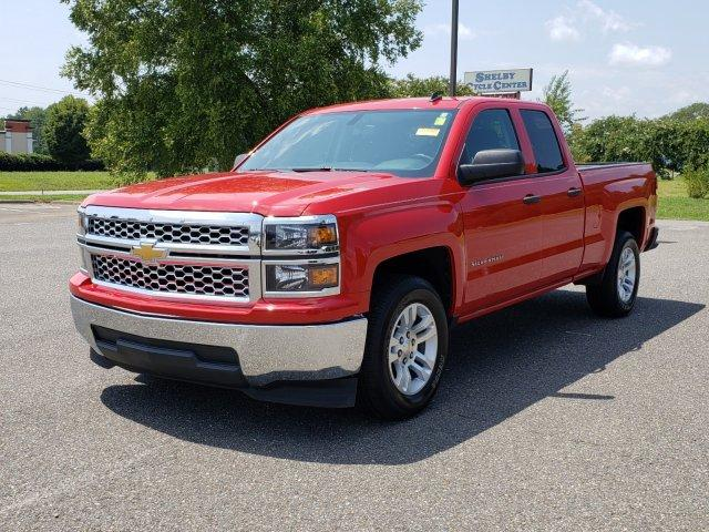 Pre-Owned 2014 Chevrolet Silverado 1500 2WD Double Cab 143.5 LT w/1LT