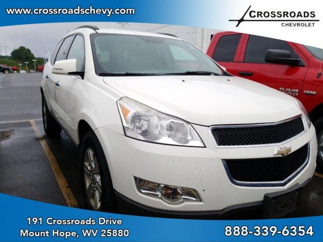 Pre-Owned 2012 Chevrolet Traverse AWD 4dr LT w/1LT
