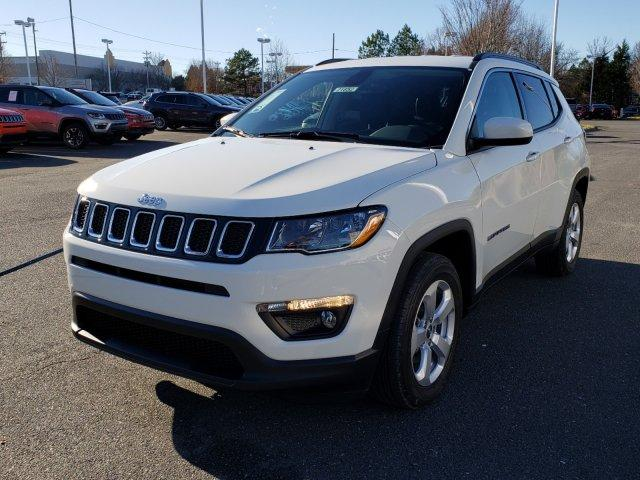 New 2020 JEEP Compass Latitude FWD