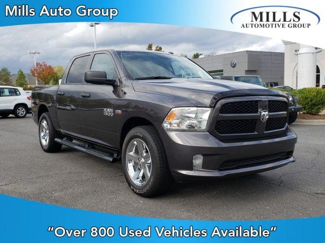 Pre-Owned 2017 Ram 1500 Express 4x2 Crew Cab 5'7 Box