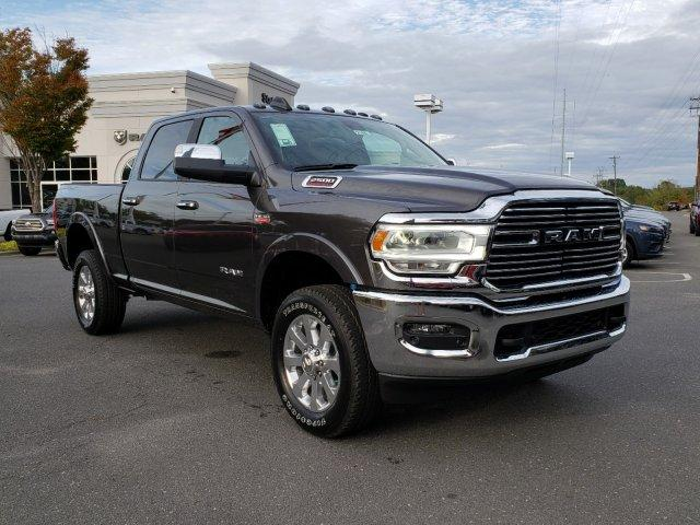 New 2019 RAM 2500 Laramie 4x4 Crew Cab 6'4 Box