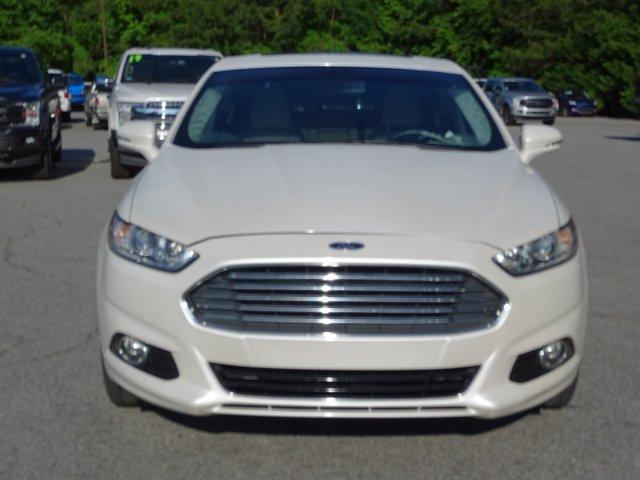Pre-Owned 2016 Ford Fusion 4dr Sdn Titanium FWD