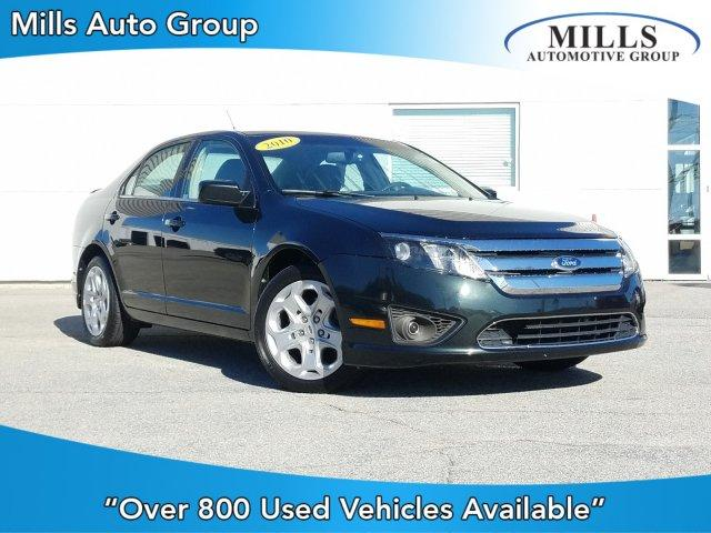 Pre-Owned 2010 Ford Fusion 4dr Sdn SE FWD