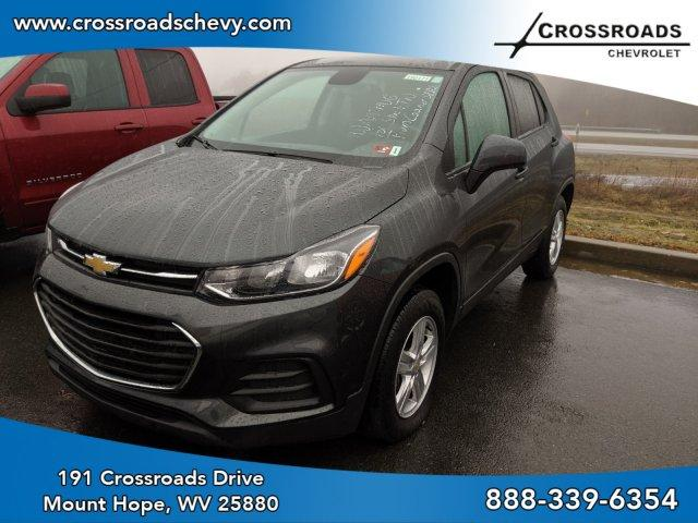 Pre-Owned 2019 Chevrolet Trax AWD 4dr LS