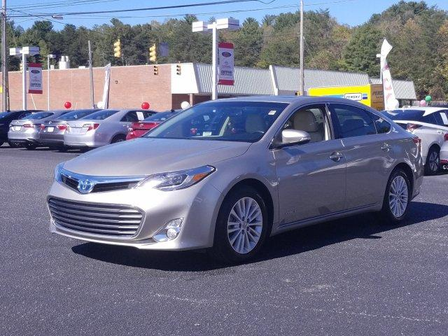 Pre-Owned 2015 Toyota Avalon Hybrid 4dr Sdn Limited