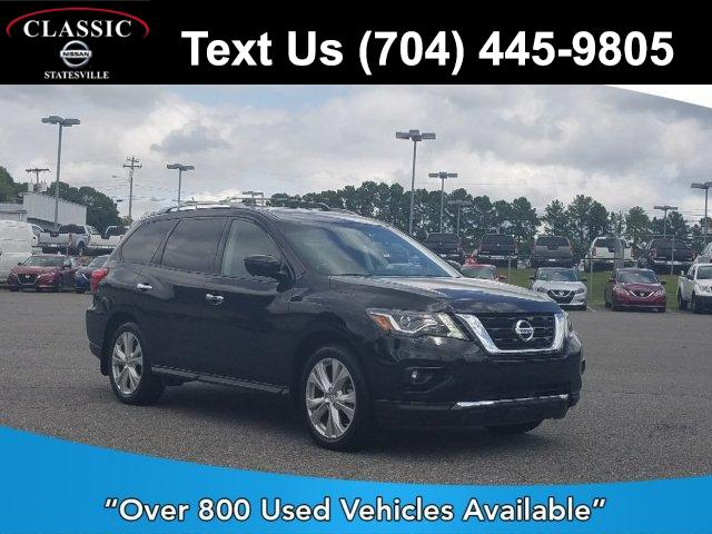 Pre-Owned 2018 Nissan Pathfinder 4x4 SL