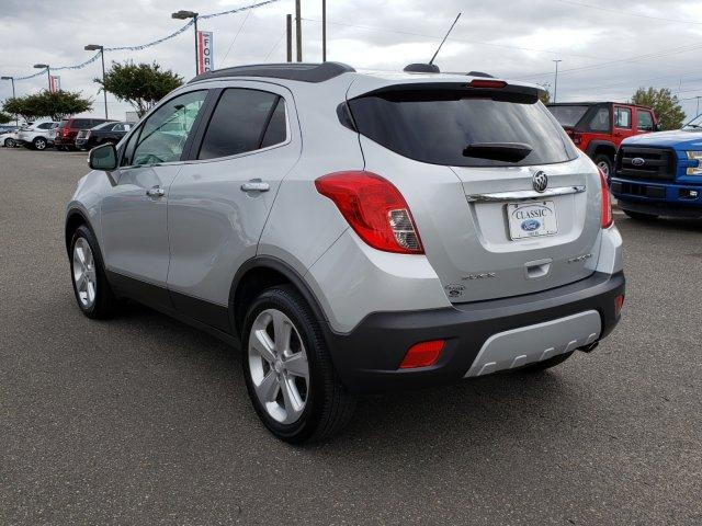 Pre-Owned 2015 Buick Encore FWD 4dr Convenience