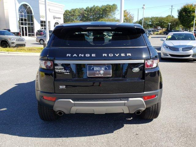 Pre-Owned 2015 Land Rover Range Rover Evoque 5dr HB Pure Premium