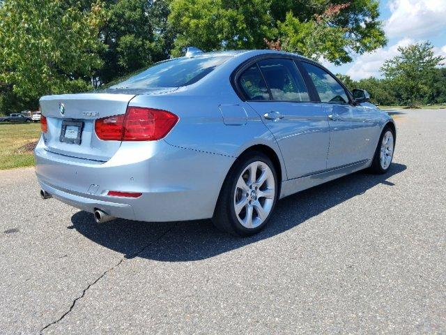 Pre-Owned 2014 BMW 3 Series 4dr Sdn 335i RWD
