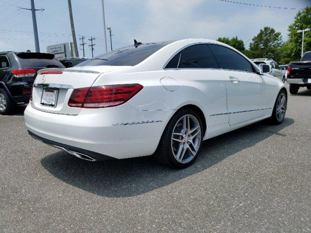 Pre-Owned 2016 Mercedes-Benz E-Class 2dr Cpe E 400 RWD