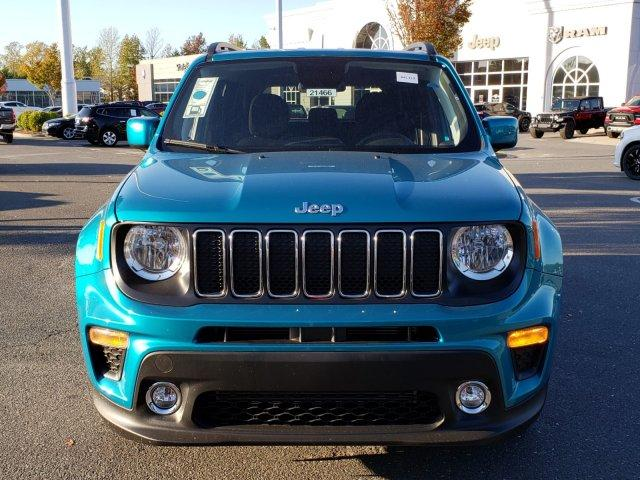 New 2019 JEEP Renegade Latitude FWD