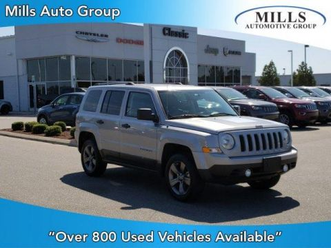 Pre-Owned 2017 Jeep Patriot Sport SE FWD