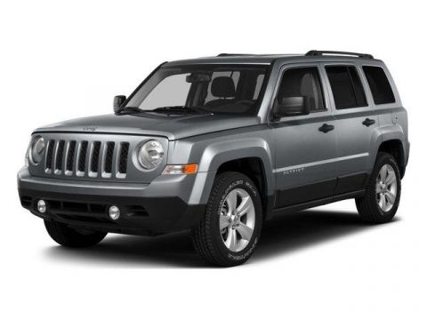 Pre-Owned 2015 Jeep Patriot FWD 4dr Sport