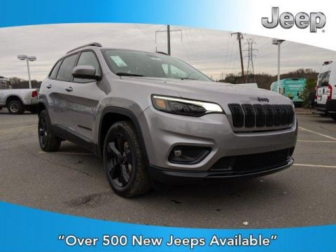 New 2020 JEEP Cherokee Altitude FWD FWD Sport Utility
