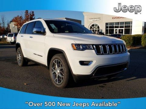 New 2020 JEEP Grand Cherokee Limited 4x2 With Navigation