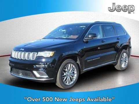 New 2018 JEEP Grand Cherokee Summit 4x2
