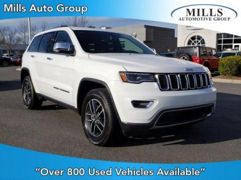 Certified Pre-Owned 2019 Jeep Grand Cherokee Limited 4x4 4WD
