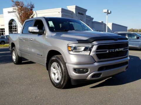 New 2020 RAM 1500 Big Horn 4x2 Crew Cab 5'7 Box