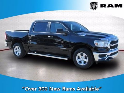 New 2019 RAM All-New 1500 Tradesman 4x4 Crew Cab