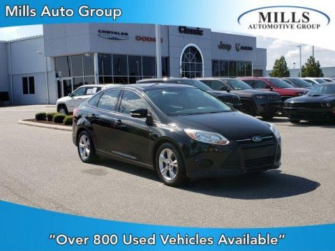 Pre-Owned 2014 Ford Focus 4dr Sdn SE