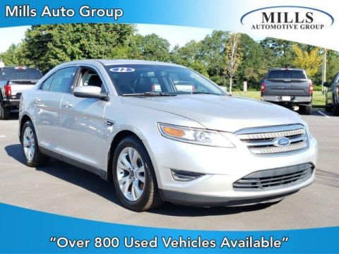 Pre-Owned 2012 Ford Taurus 4dr Sdn SEL AWD