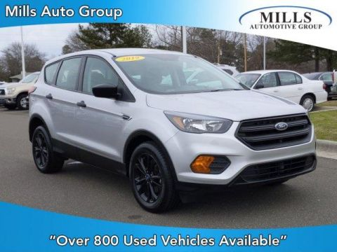 Pre-Owned 2019 Ford Escape S FWD