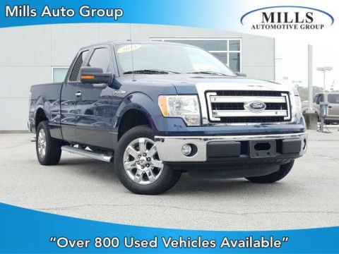 Pre-Owned 2014 Ford F-150 2WD SuperCab 145 XLT