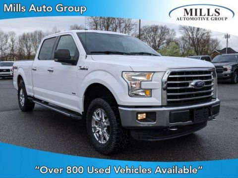 2016 Ford F-150 4WD SuperCrew 157 XLT