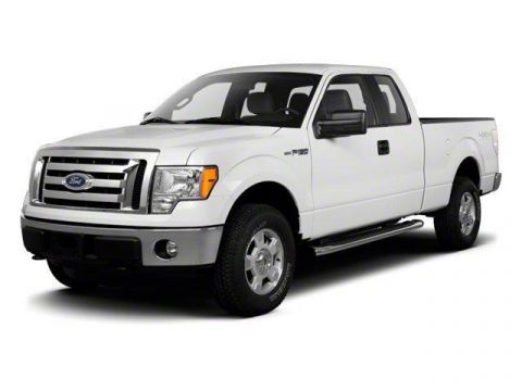 Pre-Owned 2011 Ford F-150 2WD SuperCab 145 XLT
