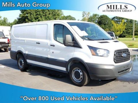 Pre-Owned 2018 Ford Transit T-150 130 Low Rf 8600 GVWR Swing-O