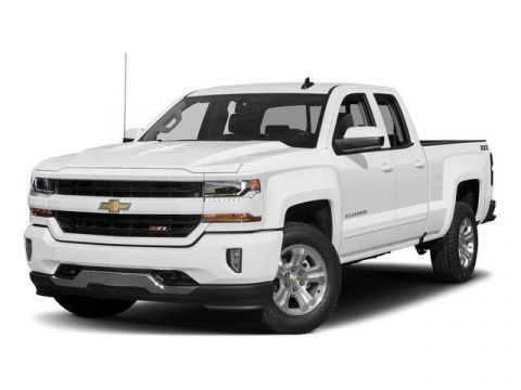 Pre-Owned 2016 Chevrolet Silverado 1500 4WD Double Cab 143.5 LT w/1LT 4WD